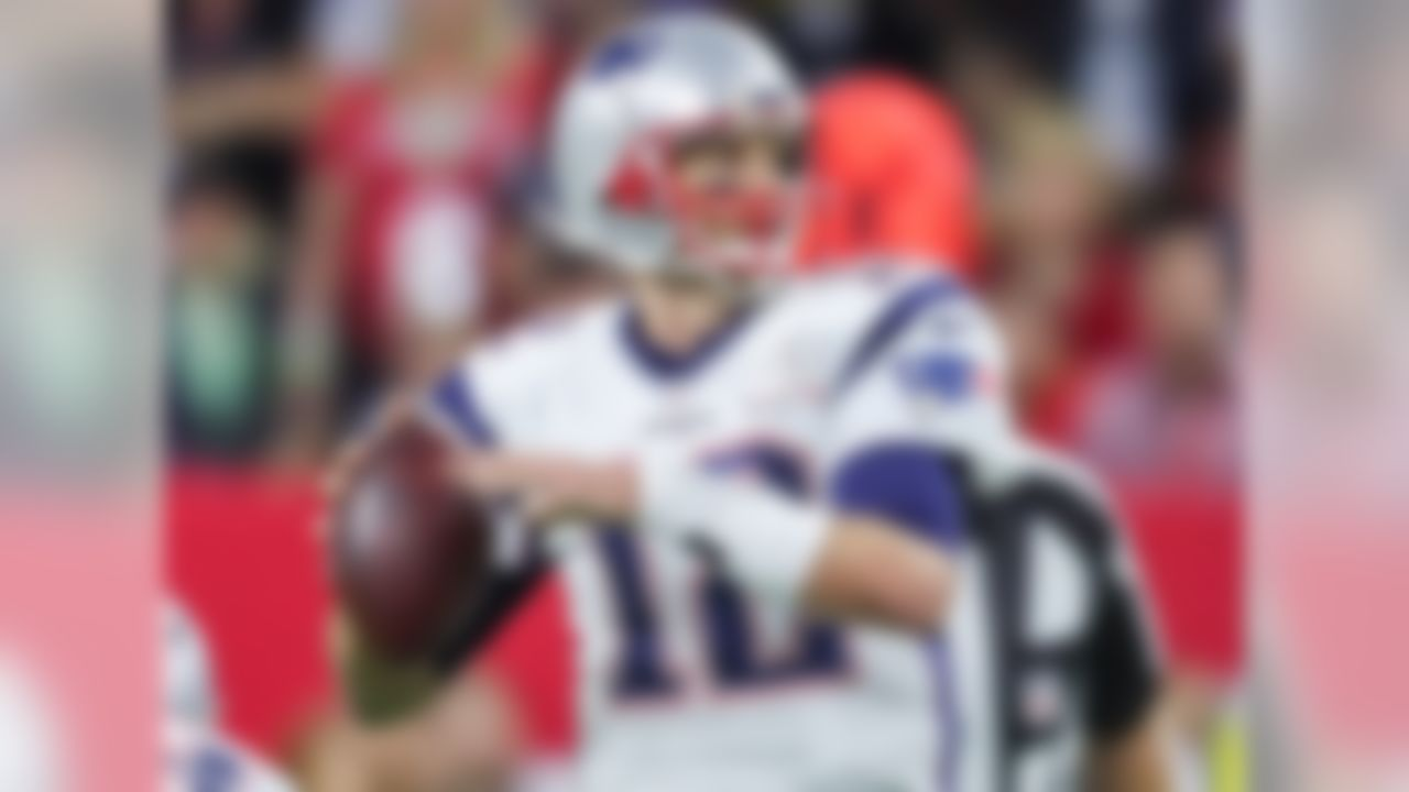QB: Tom Brady, New England Patriots