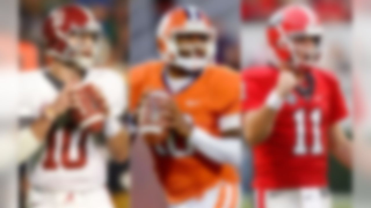 This year's senior quarterback class has great depth. There are as many as 17 quarterbacks who possess the traits and characteristics that have led similar passers to NFL success in the past. There are no quarterbacks the caliber of Andrew Luck, Robert Griffin III, Ryan Tannehill or Cam Newton in this class, but there are many prospects who could develop the way Drew Brees did in the NFL as a quarterback.