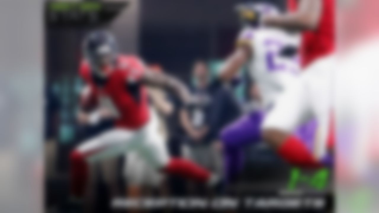 The last time the Atlanta Falcons and the Minnesota Vikings met was in Week 12 of the 2015 season, where Minnesota Vikings cornerback Xavier Rhodes held Atlanta Falcons wide receiver Julio Jones to a passer rating of 62.5. This week, Rhodes limited Jones again as he covered him on the same amount of pass plays and only allowed one reception on four targets.
