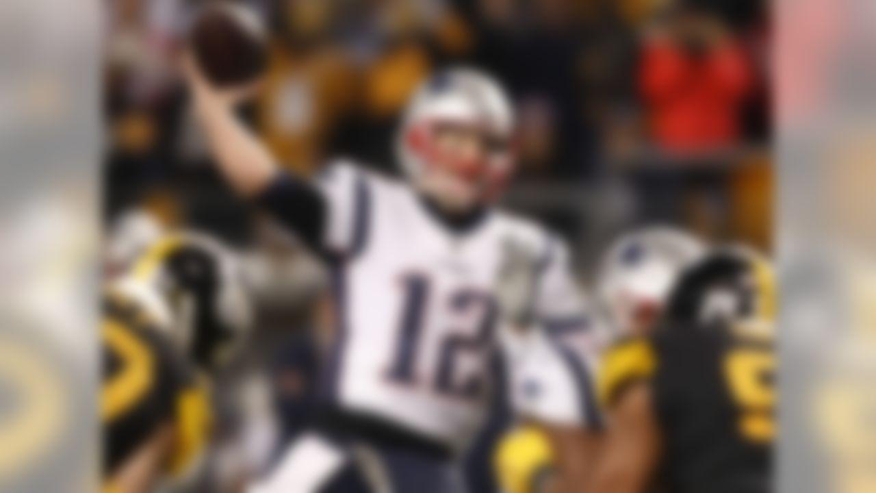 10. Tom Brady, New England Patriots - 29 passing TDs