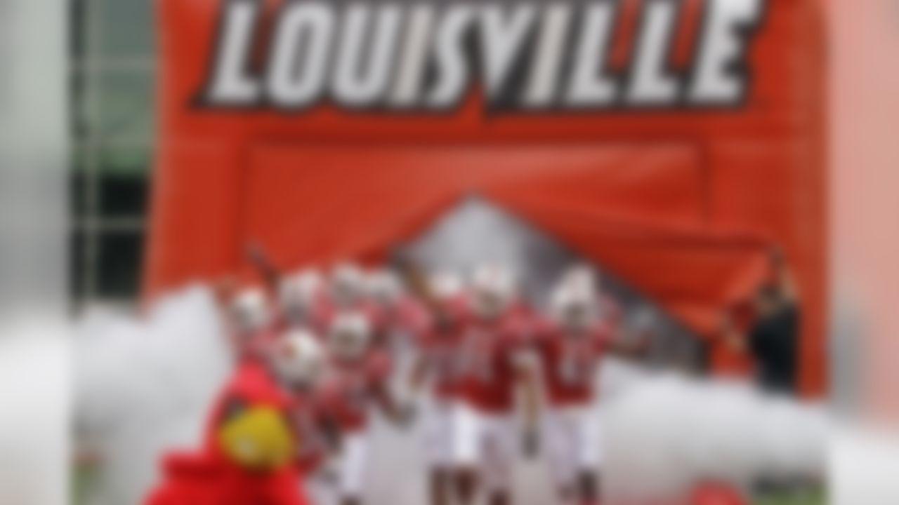Here are the top 10 all-time NFL players from Louisville, as determined by NFL.com's Jim Reineking (follow on Twitter @jimreineking).  (AP Photo/Garry Jones) » Draft 365