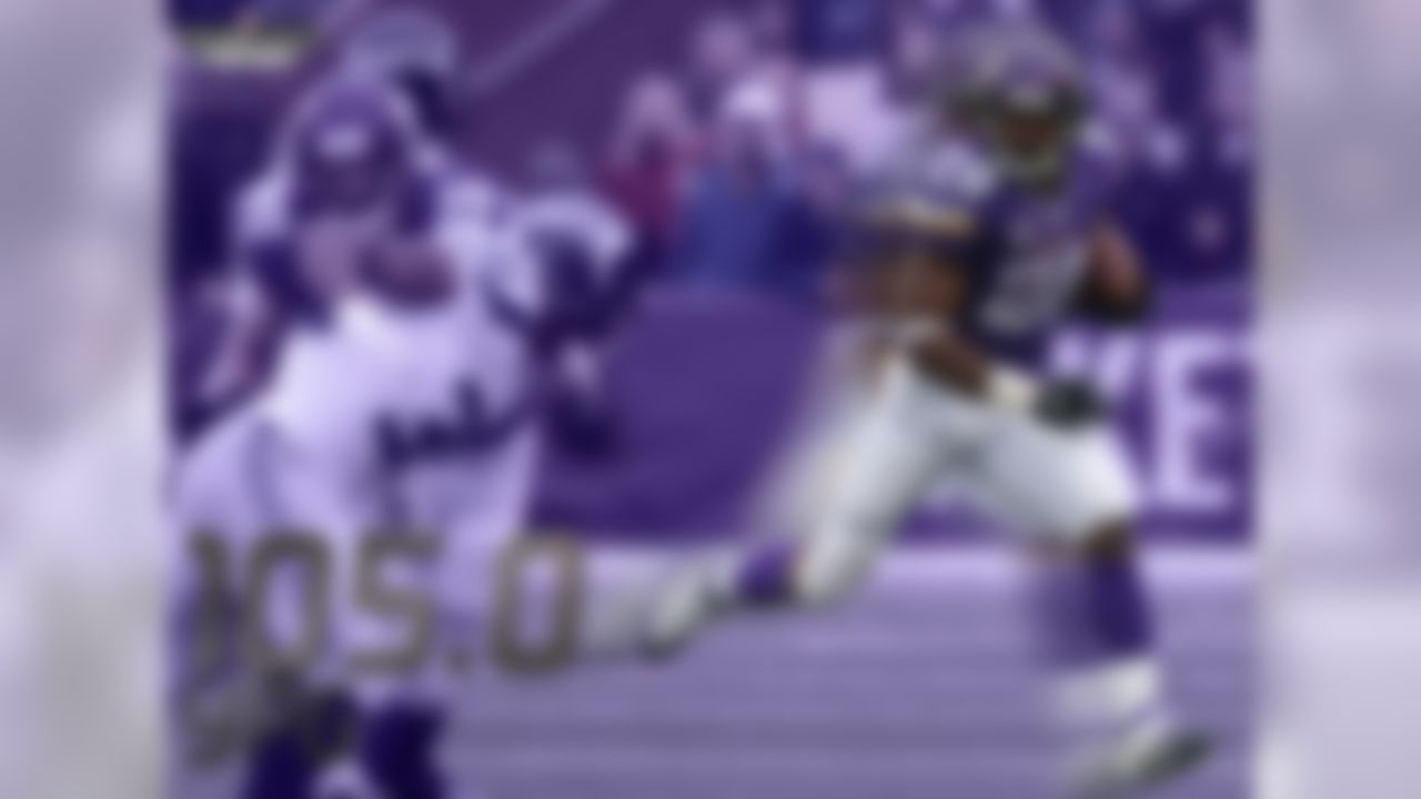 Adrian Peterson was held to 18 yards on 8 carries in Week 13 by Seattle, the 3rd-fewest yards of his career. In the game following a sub-50 yard performance throughout his career, Peterson has averaged 105.0 YPG. Todd Gurley (146), however, is the only player to rush for 100 yards against the Cardinals this season.
