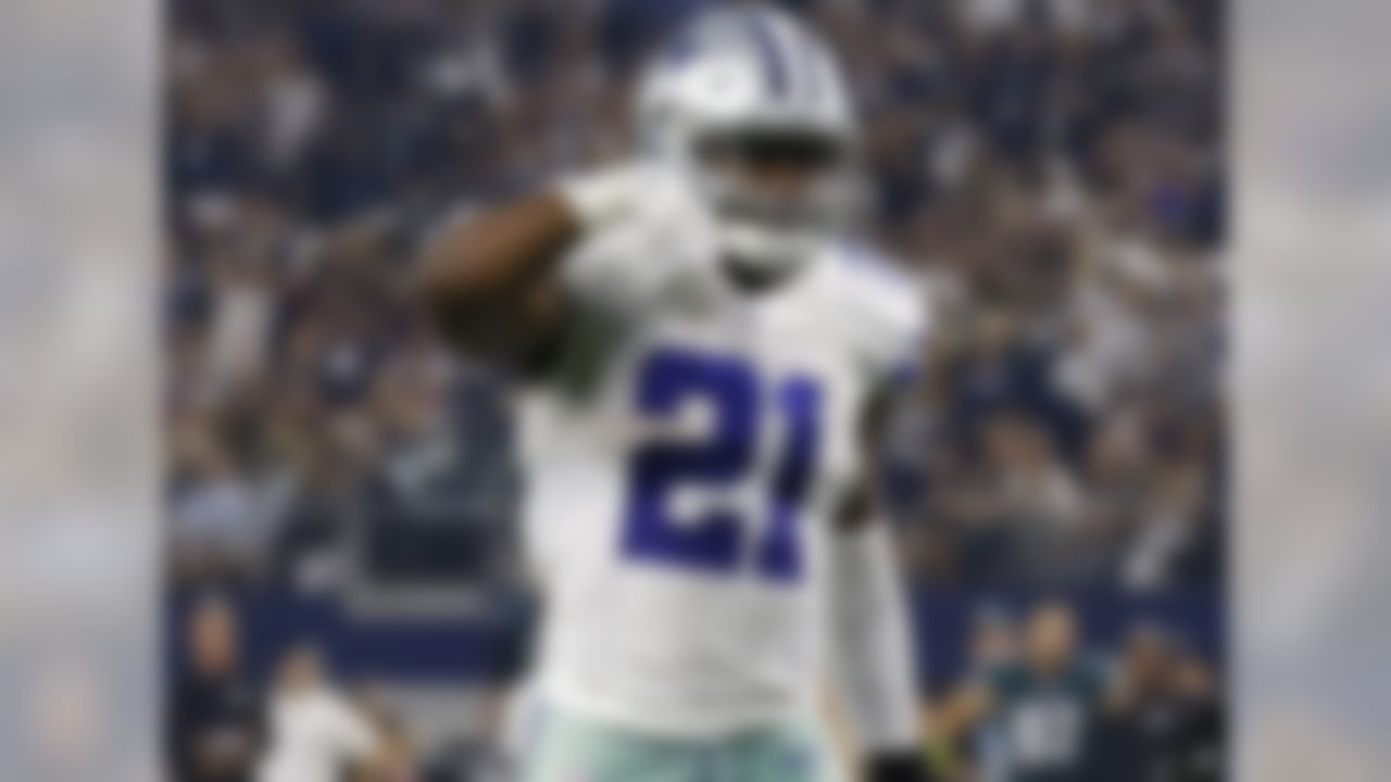 5. Ezekiel Elliott, Dallas Cowboys - 90 OVR