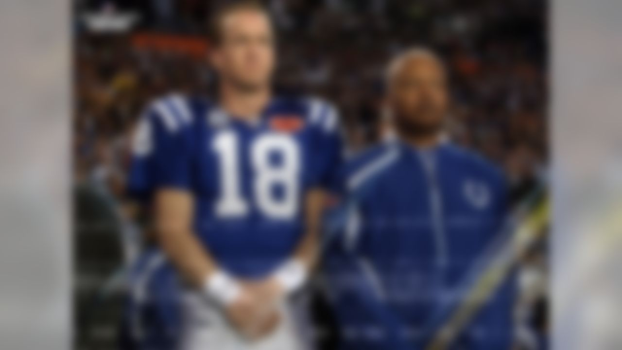 Six coaches have made the Super Bowl in their first season with a team, most recently in 2009 when Jim Caldwell took the Indianapolis Colts to Super Bowl XLIV. Three of the six coaches won in their first season -- Don McCafferty's Baltimore Colts in Super Bowl V, George Seifert's San Francisco 49ers in Super Bowl XXIV, and Jon Gruden's Tampa Bay Buccaneers in Super Bowl XXXVII.    This year, three coaches took their teams to the playoffs in only their first year at the helm -- Andy Reid (Kansas City Chiefs), Chip Kelly (Philadelphia Eagles) and Mike McCoy (San Diego Chargers).