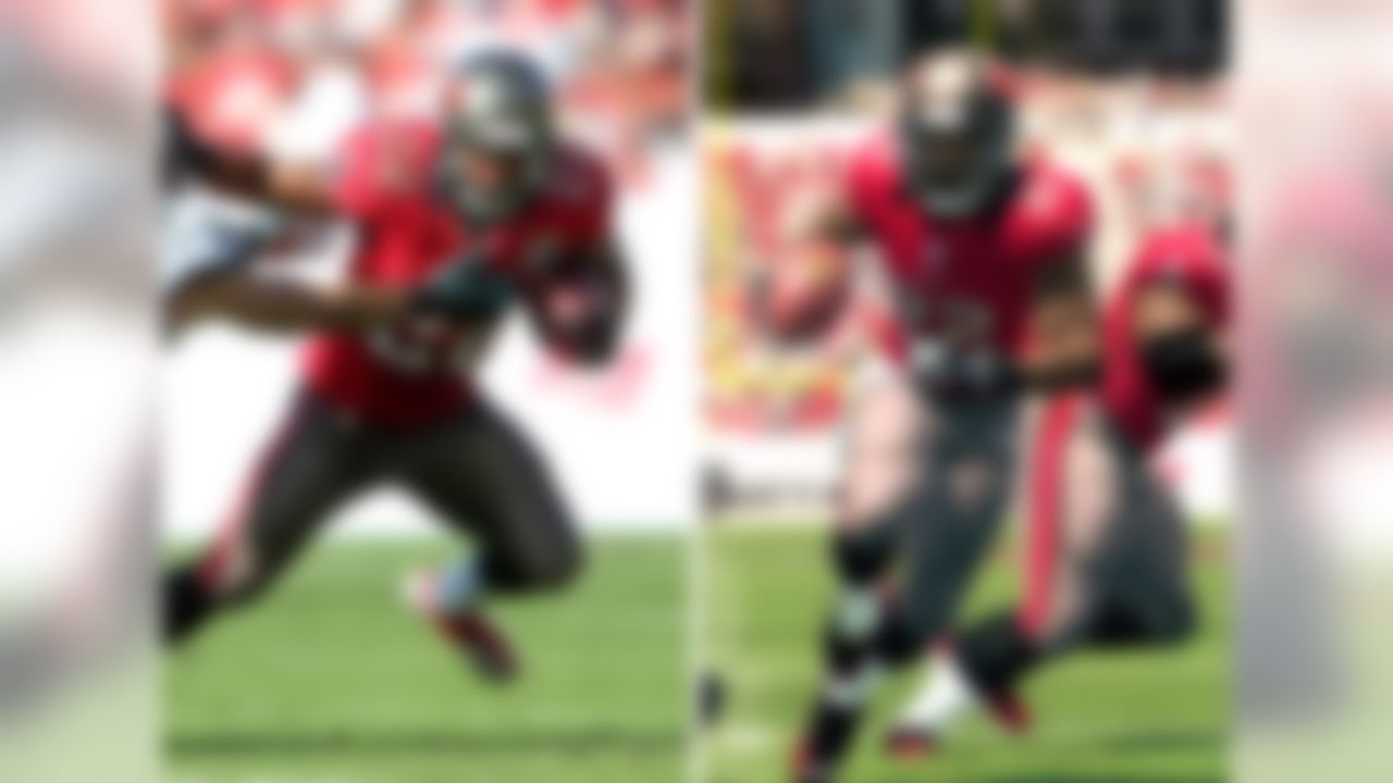 HB, Buccaneers, 1 year pro (Associated Press/Electronic Arts)