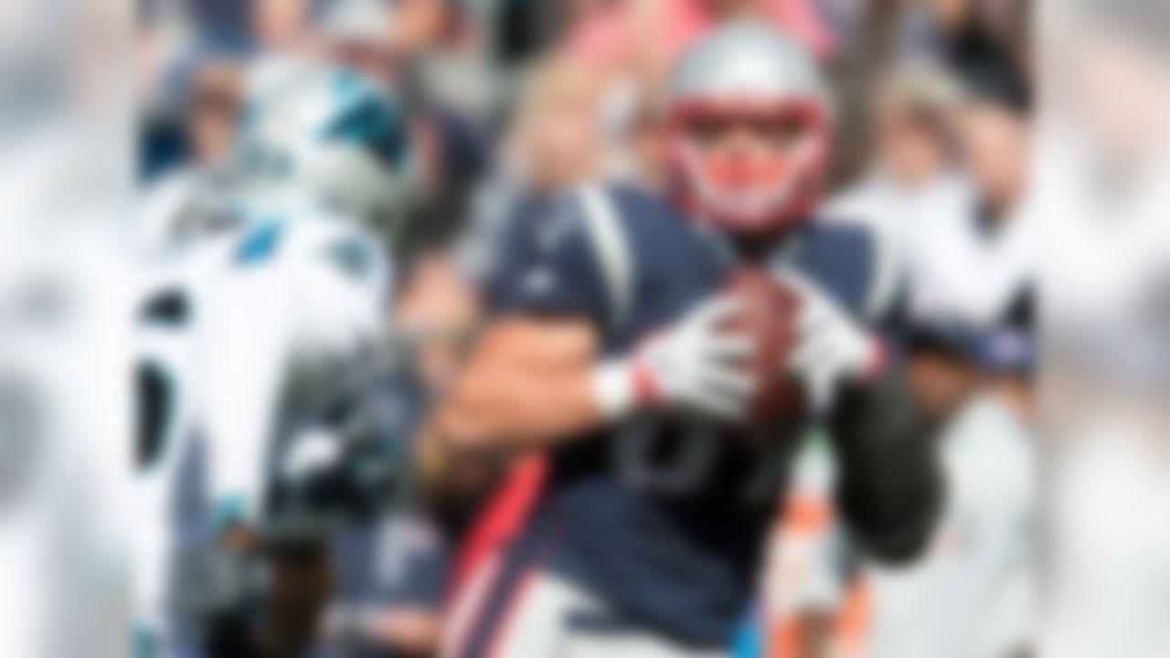 1. Rob Gronkowski, TE, New England Patriots