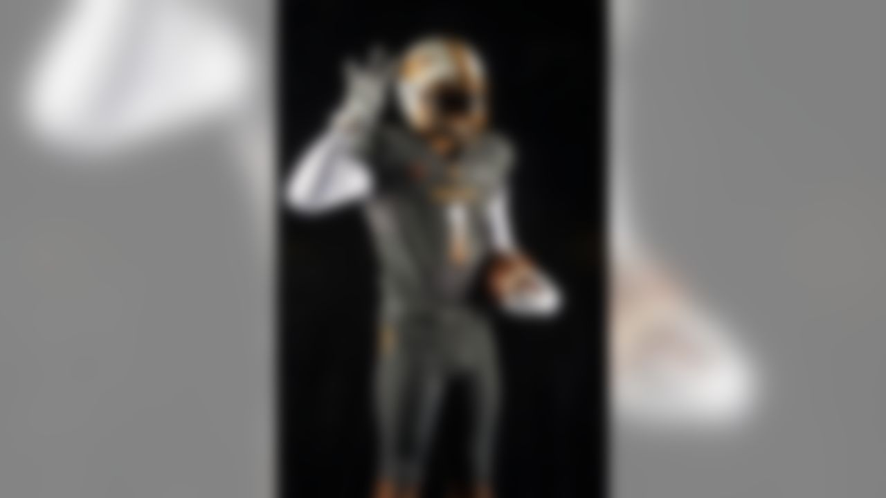 (Nike)» More images of ASU's 'Desert Fuel' uniform