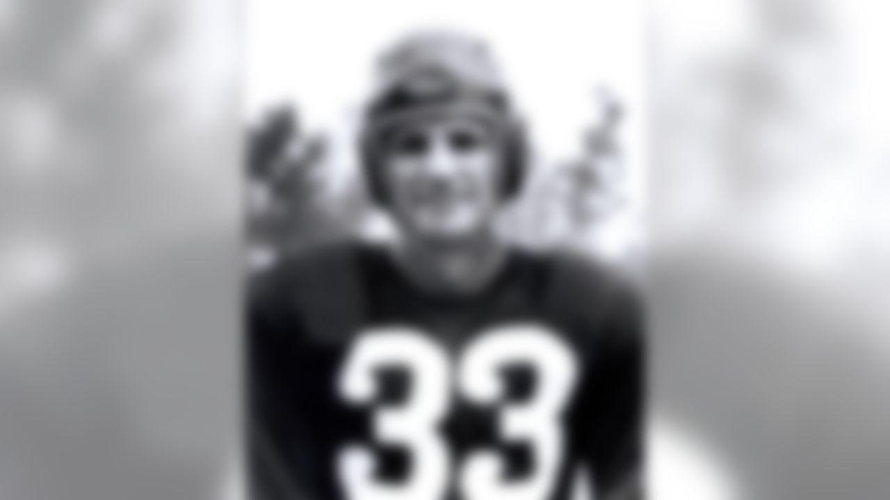 Washington Redskins Hall of Fame quarterback Sammy Baugh. (Pro Football Hall Of Fame/NFL)