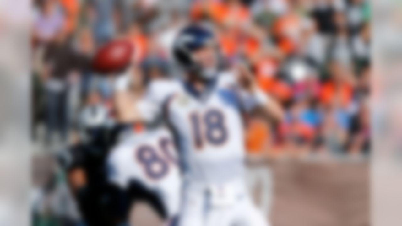 Peyton Manning - 528
