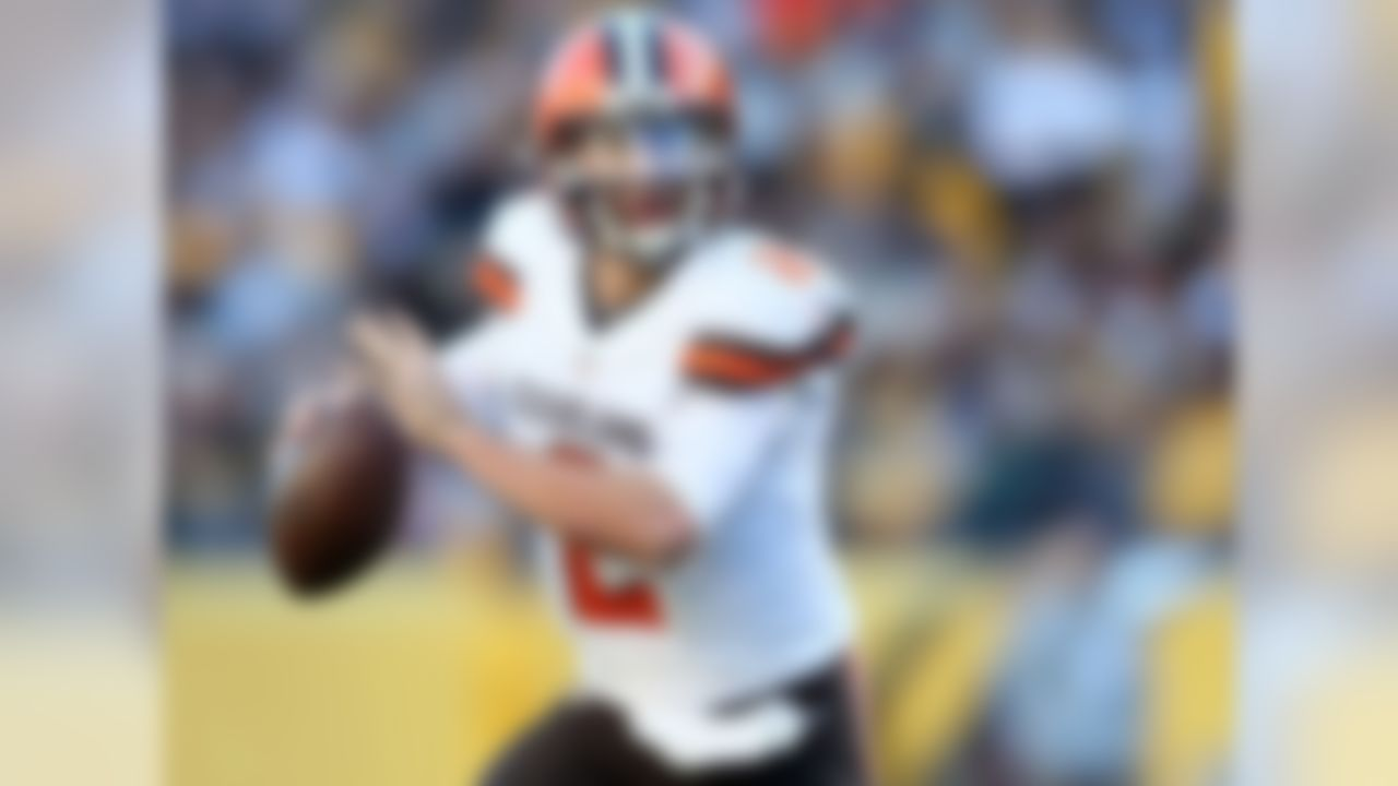 2012 Heisman Trophy winner (Texas A&M) -- The Browns traded up to the No. 22 spot in the first round of the 2014 NFL Draft to select Manziel. The electric Manziel was expected to breathe life into a stagnant Browns offense. Instead, Manziel's NFL career has featured some wayward on-field moments and ample off-field drama. He spent part of the 2015 offseason in rehab, and followed that up with numerous off-field incidents that finally prompted the Browns to move on.