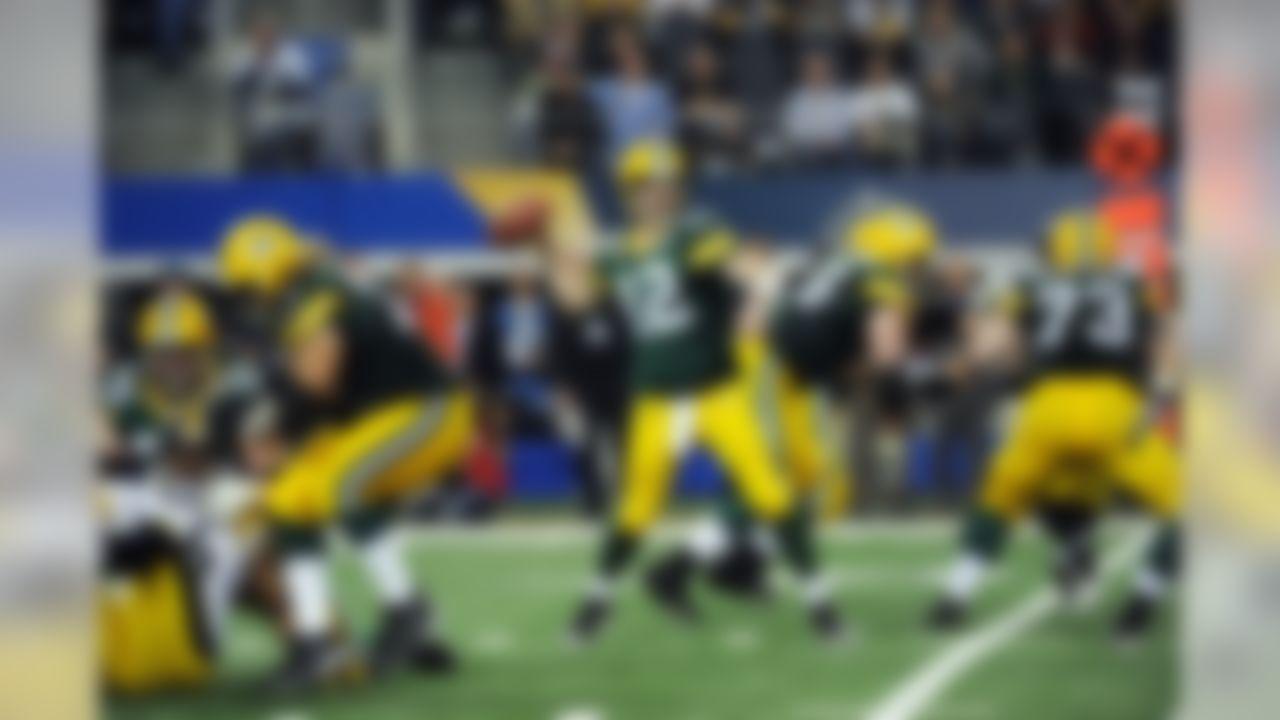 2005-present, 1 Super Bowl win, 2 Pro Bowls (David Drapkin/Associated Press)