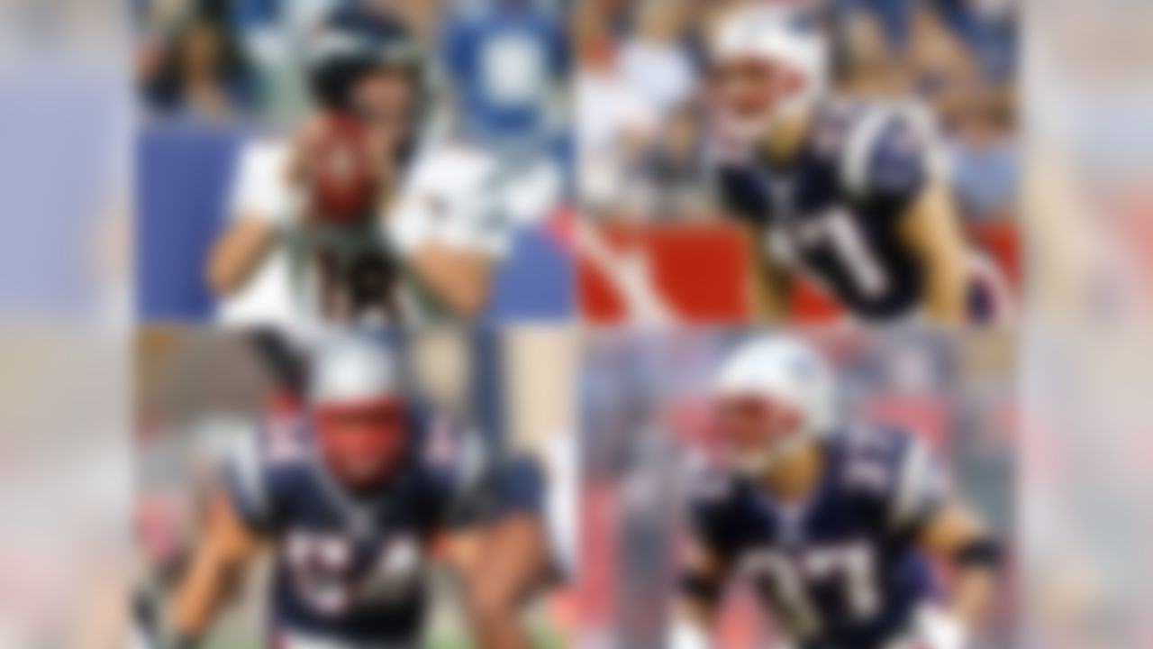 Peyton Manning -- Overcame four career-threatening neck surgeries to return to Pro Bowl form with the Denver Broncos.  John Lynch -- A throwback who could have played in any era. Lynch played safety but he hit like a linebacker and loved to run over people.  Tedy Bruschi -- Anyone who fights back from a stroke to win a Super Bowl -- as Bruschi did with the Patriots -- deserves to make a tough-guy list. He was also a pretty good linebacker!  Rodney Harrison -- A street fighter in the secondary who enjoyed tremendous success toward the end of his NFL career. And he made a tackle during Super Bowl XXXVIII with a broken arm.