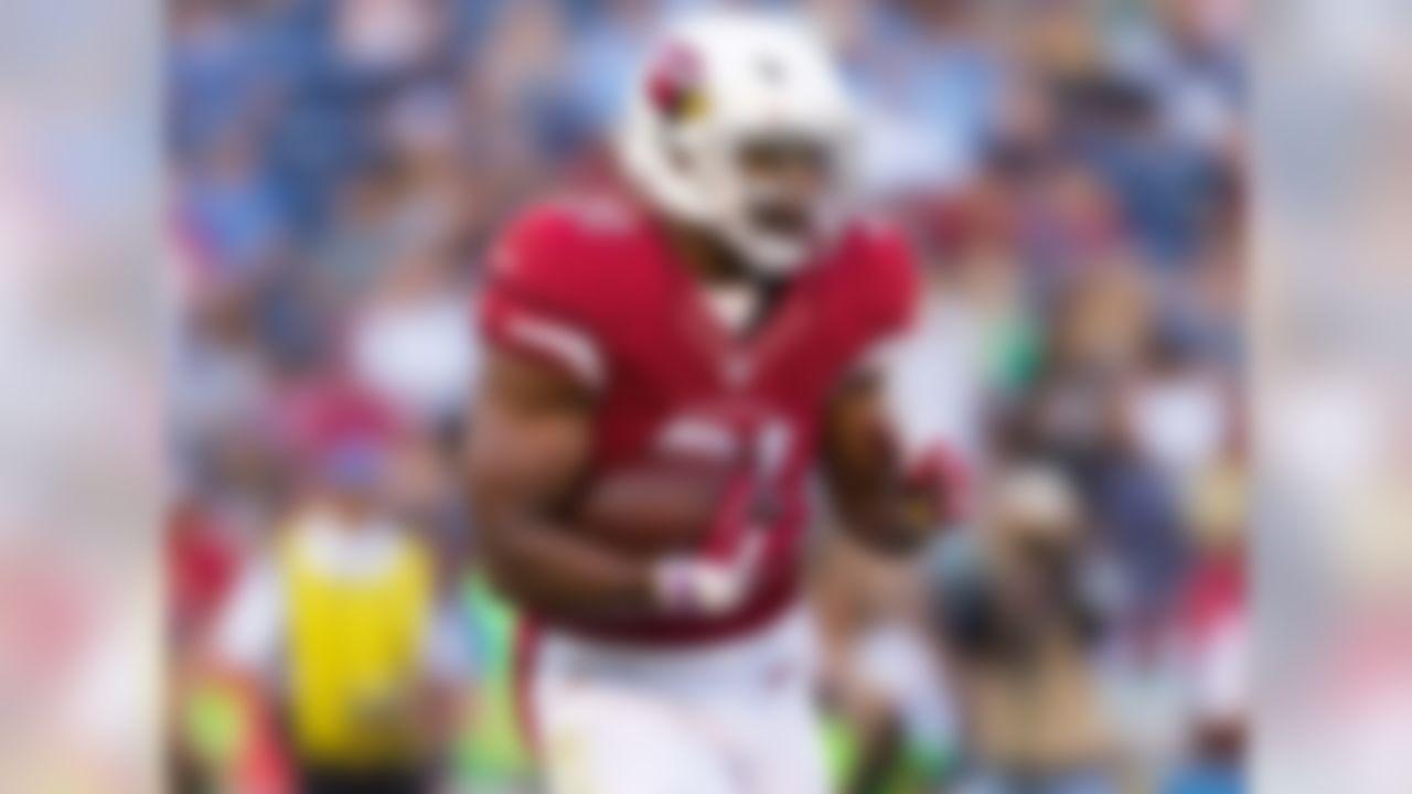 1) David Johnson, RB, Arizona Cardinals