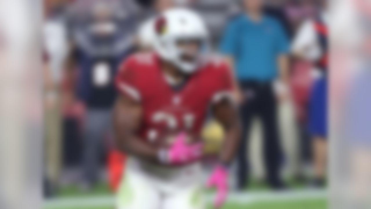 1.       David Johnson, RB, Arizona Cardinals
