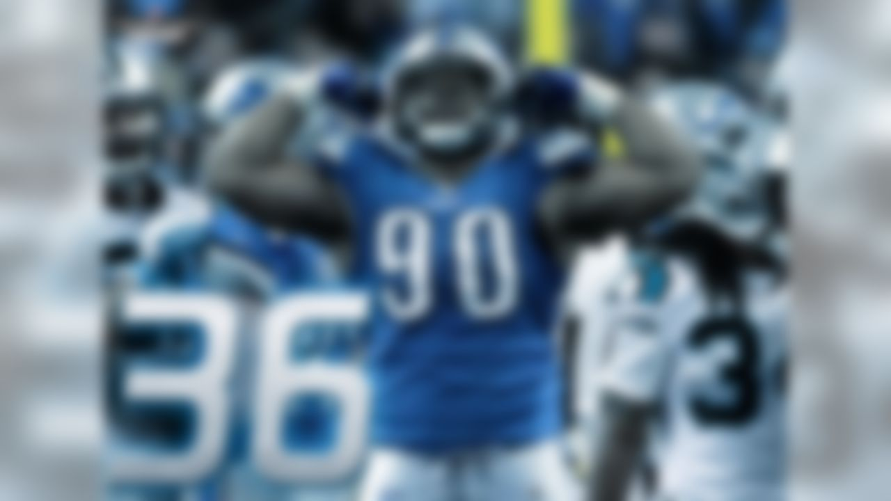 The Lions traded for Haloti Ngata this offseason to help bolster their rushing defense after losing Ndamukong Suh to the Dolphins. Ngata will have some big shoes to fill. Before drafting Suh, the Lions were last in total defense 3 years in a row. Last season, with Suh, the Lions had the NFL's 2nd-best total and scoring defense. Since being drafted in 2010, Suh has more sacks than any other defensive tackle in the NFL (36.0), while Ngata has only 19.0.
