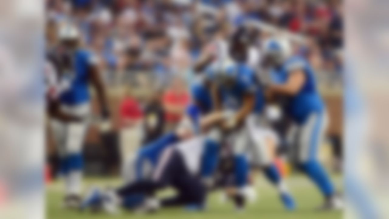 The Detroit Lions lost their ninth consecutive game on Thanksgiving Day at the hands of the Houston Texans. To make matters worse, Lions head coach Jim Schwartz challenged a questionable Texans touchdown before the official review, which caused the play to not be reviewed at all. Ouch.