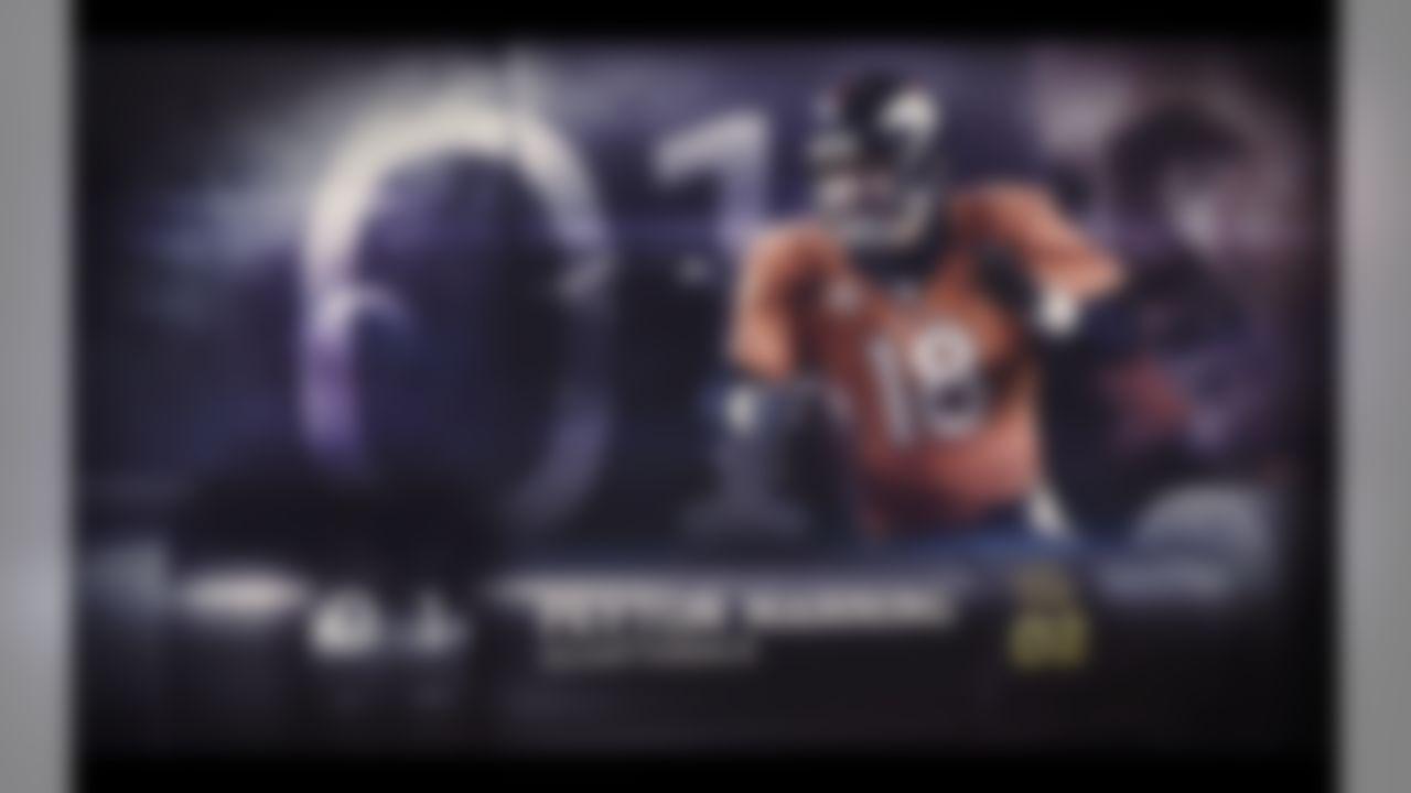 1. Peyton Manning