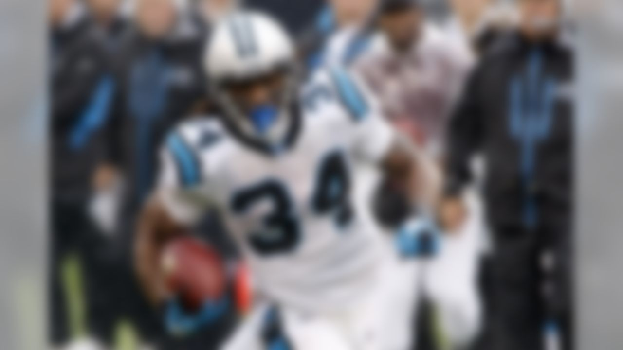 After being limited to six games last year because of injury, Williams should be fresh and ready to go. The 28-year-old back has great numbers: 2,993 rushing yards, 62 receptions for 434 yards and 28 total touchdowns in his past 35 games. He should be good for about 100 yards of offense a game for whichever team (Denver? Miami?) signs him.