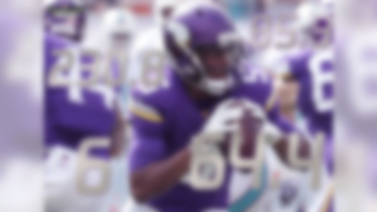 Teddy Bridgewater led all rookie QBs last season in wins (6), completion percentage (64.4), passing yards per game in starts (230.8), and passer rating (85.3). While his mid-80s passer rating may seem unspectacular, it is actually the 5th-highest passer rating posted by any rookie QB to start 8 games since 1990. Only Robert Griffin III (102.4), Russell Wilson (100.0), Ben Roethlisberger (98.1), and Matt Ryan (87.7) posted higher marks as rookies.