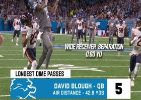 Top Play Tuesday | Longest Dime Passes