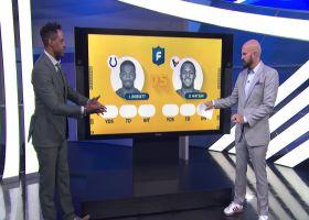 Adam Rank, Marcas Grant share Colts-Texans fantasy projections | 'NFL Fantasy Live'