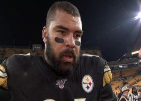 Cam Heyward on Steelers' first win of 2019: 'Hopefully it jump-starts us'