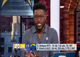 Nate Burleson:  Devin Bush 'reminds me of a young Bobby Wagner'