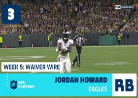 Fantasy waiver wire targets for Week 5