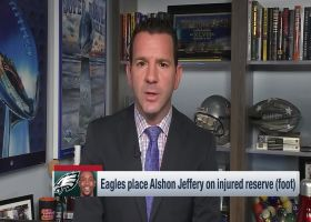 Ian Rapoport: Alshon Jeffery has 'very interesting' contract situation in 2020 offseason