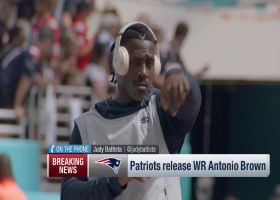 Judy Battista: What are the chances another team signs Antonio Brown?