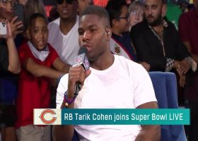 Tarik Cohen analyzes the Bears' 2019 season