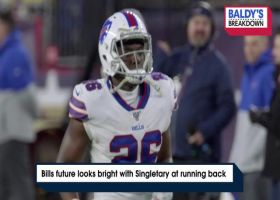 Bills future looks bright with Singletary at RB | Baldy's Breakdowns
