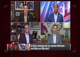 Daniel Jeremiah breaks down what's going wrong with Marcus Mariota and Jameis Winston