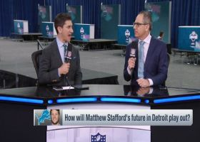 Mike Silver: Matthew Stafford may want out of Detroit