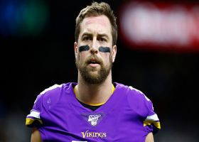 Tom Pelissero explains how Adam Thielen got his ankle 'gashed' in practice