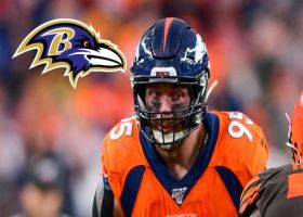 Ravens landed proven veteran with Derek Wolfe | Baldy's Breakdowns