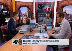Should quarterback Kyle Allen keep the Carolina Panthers starting QB job when Cam Newton is back healthy?