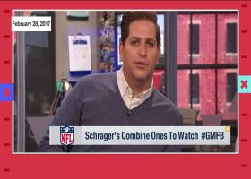 Flashback to 2017: Peter Schrager predicts Greg Ward's NFL success