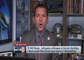 NFL Network Insider Ian Rapoport: Seattle Seahawks tight end Will Dissly's Achilles injury appears to be season-ending
