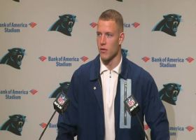 Christian McCaffrey on 1,000 yards rushing and receiving: The 'most important statistic is winning'