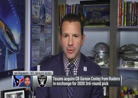 Details of the Texans' trade with the Raiders for Gareon Conley
