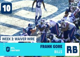 Fantasy Waiver Wire | Week 3