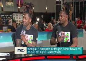 Griffin brothers share how Marshawn Lynch's message to team affected them