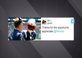Ian Rapoport: How Patriots decided to cut Antonio Brown