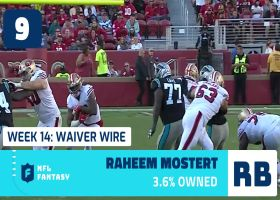Fantasy Waiver Wire | Week 14