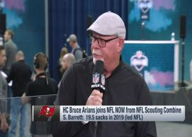 Bruce Arians: Bucs know what we're doing at QB, Jameis Winston doesn't