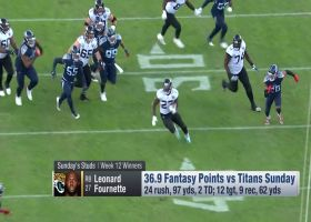 Who were the fantasy winners of Week 12? | 'NFL Fantasy Live'