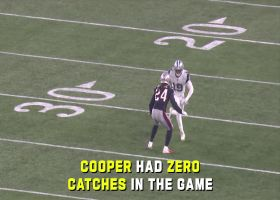 Mike Giardi: How Stephon Gilmore held Amari Cooper to zero catches