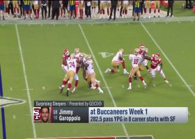 Surprising Week 1 sleepers | 'NFL Fantasy Live'