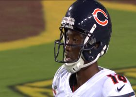 Next Gen Stats: Chicago Bears wide receiver Taylor Gabriel's sideline TD was most improbable completion so far this season